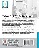 Image de TYPO3 CMS Certified Developer: Vorbereitung auf die Prüfung der TYPO3 Association (1. Auflage)