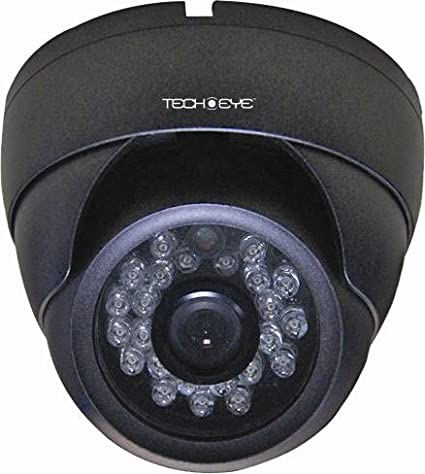 Techeye TE64480 480TVL IR Dome CCTV Camera