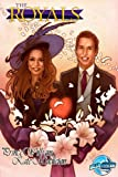 The Royals: Prince Williams & Kate Middleton Graphic Novel Edition
