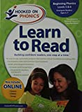 img - for Hooked on Phonics Learn to Read 1st Grade Complete book / textbook / text book