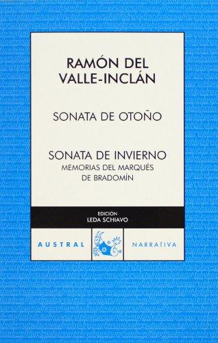 Sonata de otono: Sonata de invierno  (Spanish Edition)