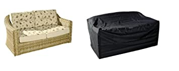 housse pour canap canap banc de jardin 2 places medium medium gamme confort jardin m396. Black Bedroom Furniture Sets. Home Design Ideas