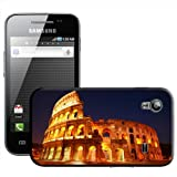 Roman Colosseum in Rome Italy Hard Case Clip On Back Cover For Samsung Galaxy ACE S5830