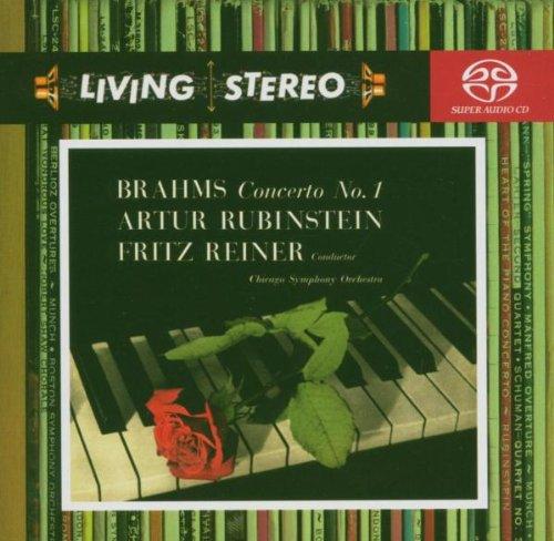 BRAHMS PIANO CONCERTOS 517RvRWmutL