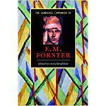 The Cambridge Companion to E. M. Forster (Cambridge Companions to Literature) book cover