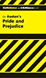 Pride and Prejudice (Cliffs Notes Series)