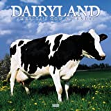 Dairyland: America's Cow 2005 Wall Calendar (0763173207) by Browntrout Publishers