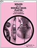 Solos For The Double Bass Player Book/Accompaniment Cd