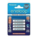 Panasonic eneloop AAA Ready-to-Use Micro NI-MH Akku...