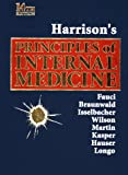 img - for Harrison's Principles of Internal Medicine (Single Volume) book / textbook / text book