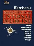 Harrisons Principles of Internal Medicine (Single Volume)