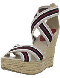 MIA Women's Renagade Wedge Sandal