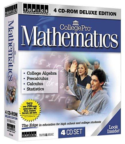 College Pro Mathematics