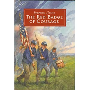 red badge of courage journal entry The paperback of the the red badge of courage: includes mla style citations  for scholarly secondary sources, peer-reviewed journal.