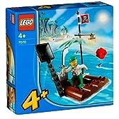 レゴ パイレーツジュニア 海ぞくの漂流いかだ 7070