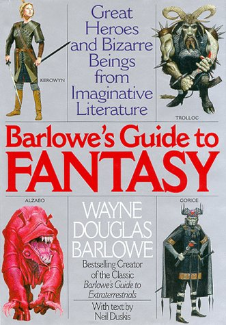 Barlowe's Guide to Fantasy