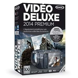 Magix vidéo deluxe premium 2014