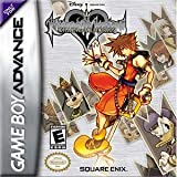 Kingdom Hearts Chain of Memories - Game Boy Advance