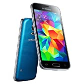 Samsung Galaxy S5 Mini G800H, 16GB, Factory Unlocked - Blue