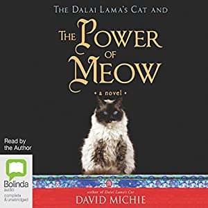 The Dalai Lama's Cat and the Power of Meow Audiobook