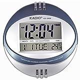 UDee Kadio Digital Jumbo Wall Mount & Table Temperature Display Clock KD-3806