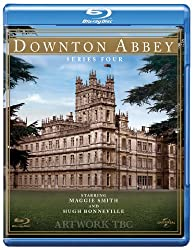 Downton Abbey - Series 4 [Blu-ray]