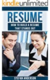 RESUME: How to Build a Resume that Stands Out (Career Planning, Negotiate, Vocational Guidance, Startups, College Entrance, Retirement Planning, Interviewing)