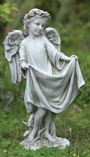 15.5h Angel Child Bird Feeder