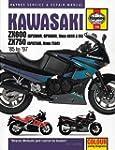 Kawasaki ZX600 (GPZ600R, GPX600R, Nin...