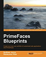 PrimeFaces Blueprints Front Cover