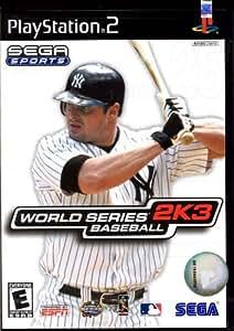 World Series Baseball 2K3 PS2