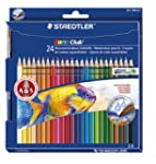 Staedtler Noris Club Watersoluble Col...