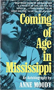 age ann coming essay in mississippi moody