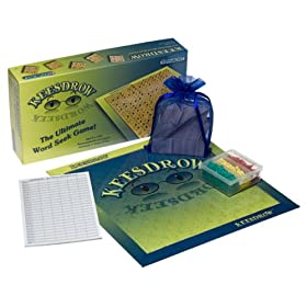 Keesdrow board game!