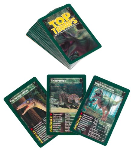 Top Trumps Card Game - Dinosaurs - 1