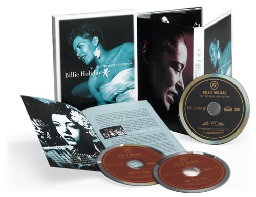 Billie Holiday - Billie Holiday The Ultimate Collection (Disc 1) - Zortam Music