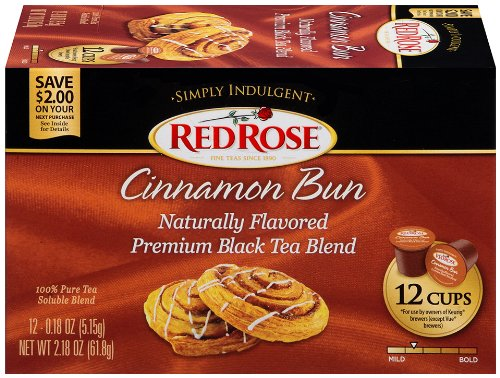 Cinnamon Bun Case of 6 Boxes
