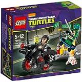 Lego - Teenage Mutant Ninja Turtles - 79118 - Karai Bike Escape