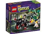 レゴ (LEGO) ミュータント タートルズ カライのバイク逃走 79118