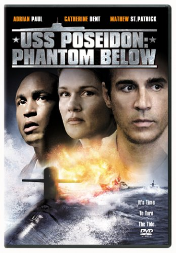 Cover art for  USS Poseidon - Phantom Below