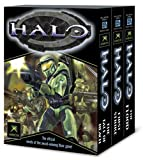 Halo: &quot;The Flood&quot;, &quot;First Strike&quot;, &quot;The Fall of Reach&quot;: &quot;The Flood&quot;, &quot;First Strike&quot;, &quot;The Fall of Reach&quot;