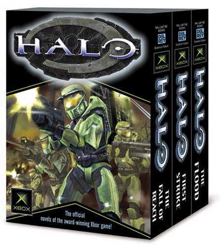Halo : The Fall of Reach / The Flood / First Strike, ERIC NYLUND, WILLIAM C. DIETZ