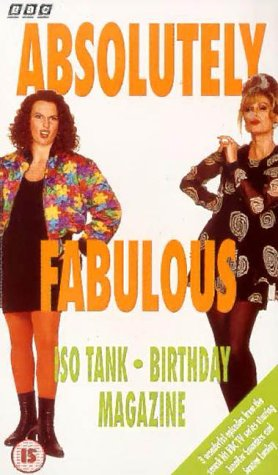 Absolutely Fabulous Series 1 – Iso Tank [VHS]