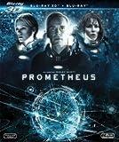 Prometheus Blu-Ray & DVD (Swedish Import)