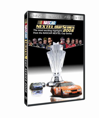 nascar-nextel-cup-series-2005-dvd-region-1-us-import-ntsc