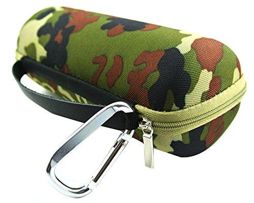 Click to buy Nicetek JBL Flip 1 / 2 / 3 Case - Storage Carrying Travel Bag Protective Cover for JBL Flip 1 / 2 / 3 Splashproof Portable Bluetooth Speaker, Camouflage - From only $9.99