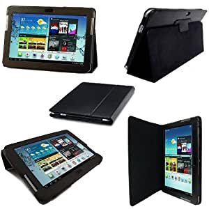 Etui Housse Luxe Cuir pour Samsung Galaxy Tab 2 10.1 P5110 + Stylet Gratuit