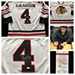Niklas Hjalmarsson Chicago Blackhawks...