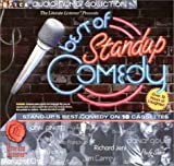 img - for Best of Standup Comedy: Stand-Up's Best Comedy on 10 Cassettes (The Literate Listener Audio Humor Collection) book / textbook / text book