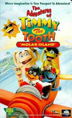 [Timmy the Tooth: Molar Island [VHS]] (Teeth Movie Online)